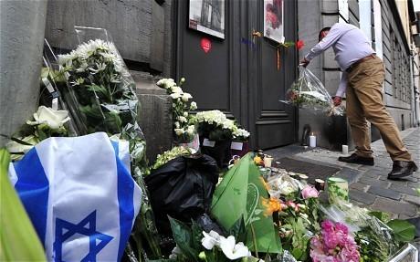 Brussels shooting: Benjamin Netanyahu condemns weak European response to Jewish centre attack