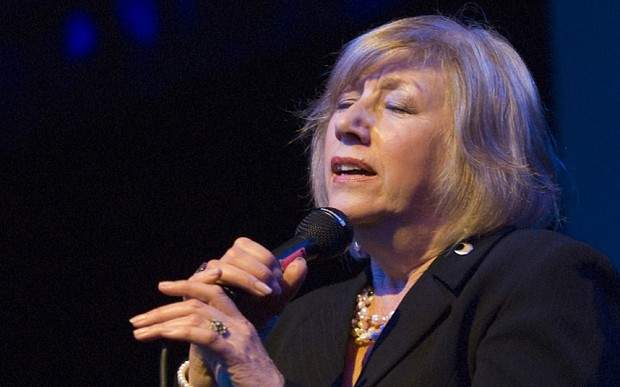 Norma Winstone is jazz vocalist of the year