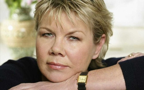 Sally Brampton: I told myself - 'Get over yourself. Stop snivelling. Stop whining...'