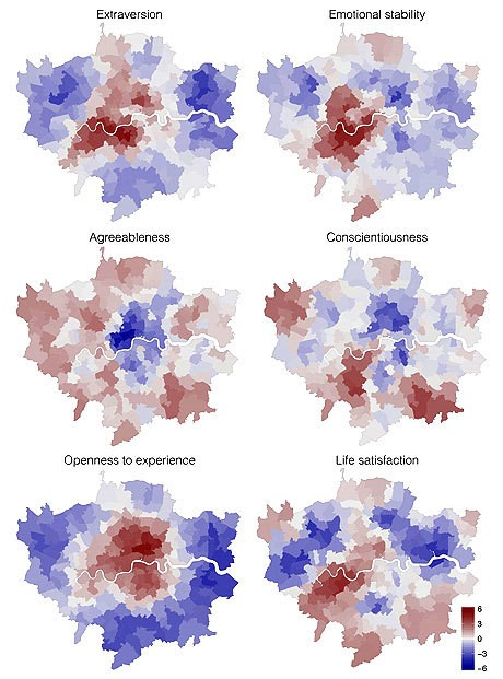 Which area of London suits your personality?