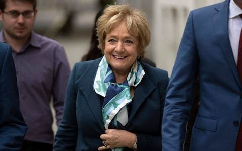 Jeremy Corbyn could lose another senior Labour MP as friends of Dame Margaret Hodge say she cannot rule out leaving Labour