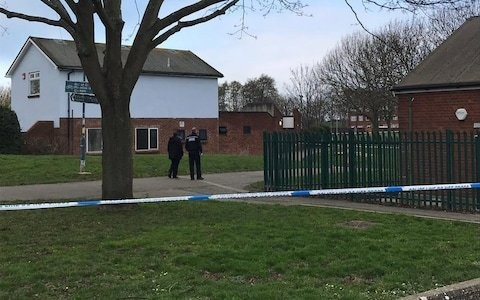 Undercover police officer stabbed attempting stop and search, court hears