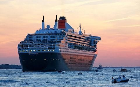 First look at Queen Mary 2's £90million redesign