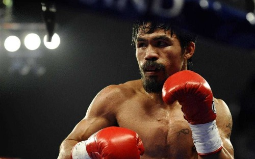 Manny Pacquiao asks his Twitter followers to decide his next opponent - with Amir Khan the overwhelming favourite