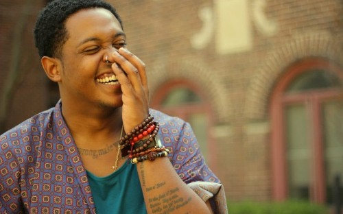 Forward Prize winner Danez Smith: 'Whenever a black person is killed by the police, they're demonised'