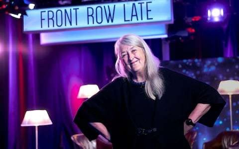 Mary Beard interview: 'I worry about the fate of anyone who appears on Love Island'
