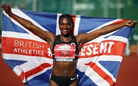 Dina Asher-Smith faces repeat of Birmingham showdown with Shaunae Miller-Uibo in Diamond League final