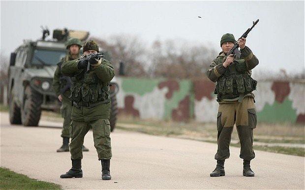 Kremlin 'considered plan to split Ukraine before president's overthrow'