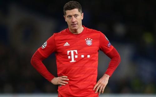 Robert Lewandowski set to miss Champions League second-leg against Chelsea