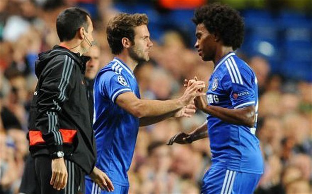 Chelsea's Willian offers little to justify £32m scramble for his signature