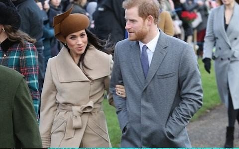 Duke and Duchess of Sussex to spend Christmas Day with Meghan's mother, rather than with the Queen