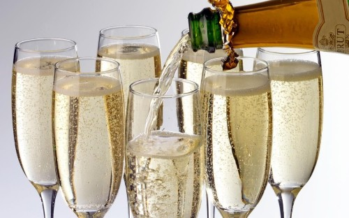 The secret of champagne? Size does matter when it comes to bubbles