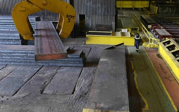 The beginning of the end for British steelmaking