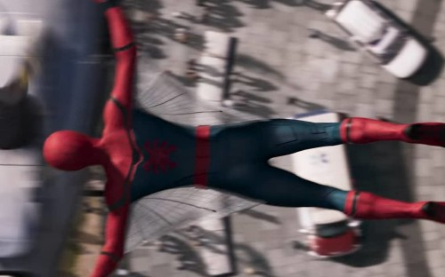Spider-Man teams up with Iron Man in the new Spider-Man Homecoming trailer