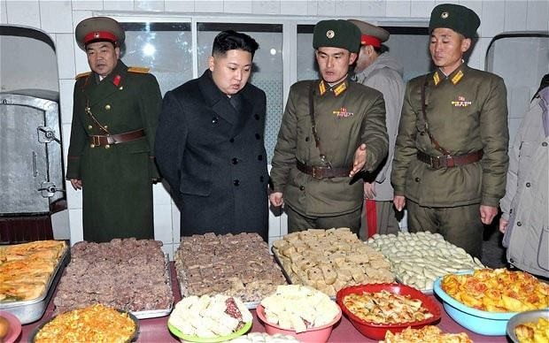 North Korea demanded $10bn in cash and food to attend talks with South
