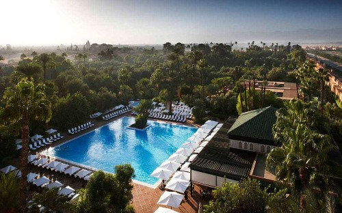Top 10: the best five-star hotels in Marrakech