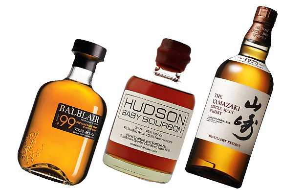 Why premium whisky is so hot right now