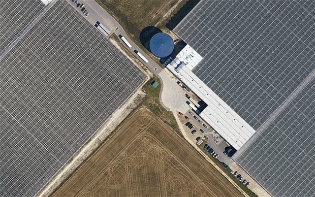Thanet Earth: the farm of the future
