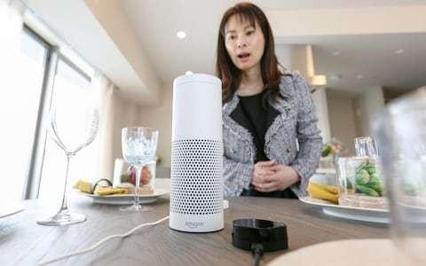 Why you should always be polite when talking to Amazon's Alexa