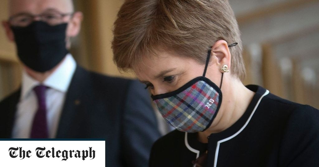 Sturgeon faces backlash after saying it may have been better if Eat Out to Help Out had not happened