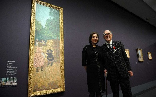 Texan couple make biggest foreign donation to the Musee d'Orsay since the Second World War