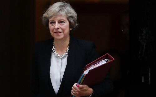 Brexit deal threatened with veto by four countries unless Theresa May guarantees their citizens right to work in Britain