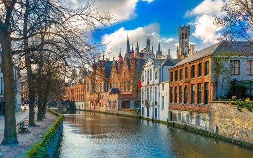 A weekend break in... Bruges