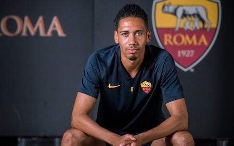 Chris Smalling exclusive interview: 'The easy decision was to stay at Manchester United. I'm at Roma to learn'