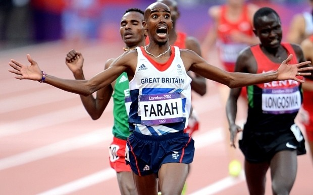 Mo Farah agrees to allow blood data be published