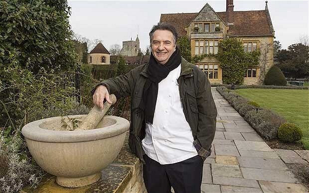 Raymond Blanc interview: 'I'm a micro-idiot perfectionist. I revel in it'