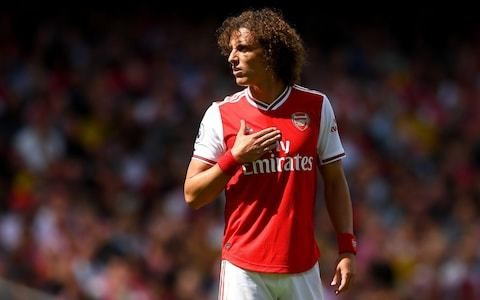 Arsenal's David Luiz insists decision to leave 'comfortable zone' at Chelsea was right for his career