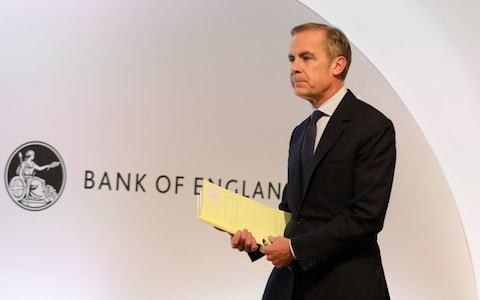 The Brexit limbo is giving the Bank of England a headache