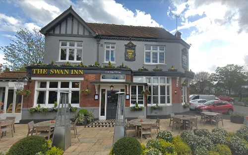 Keith Miller reviews The Swan, Surrey: a masterclass in Spanish simplicity