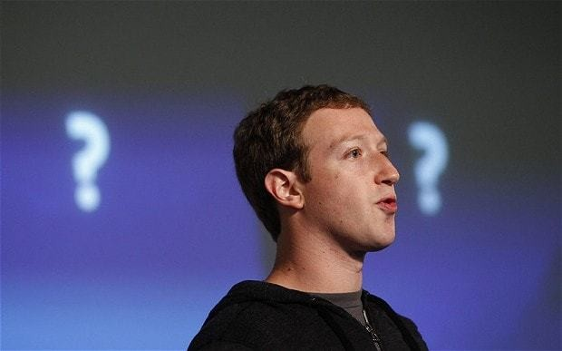 Mark Zuckerberg: the face of Facebook