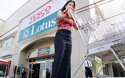 Tesco must think hard before selling off its southeast Asian golden goose