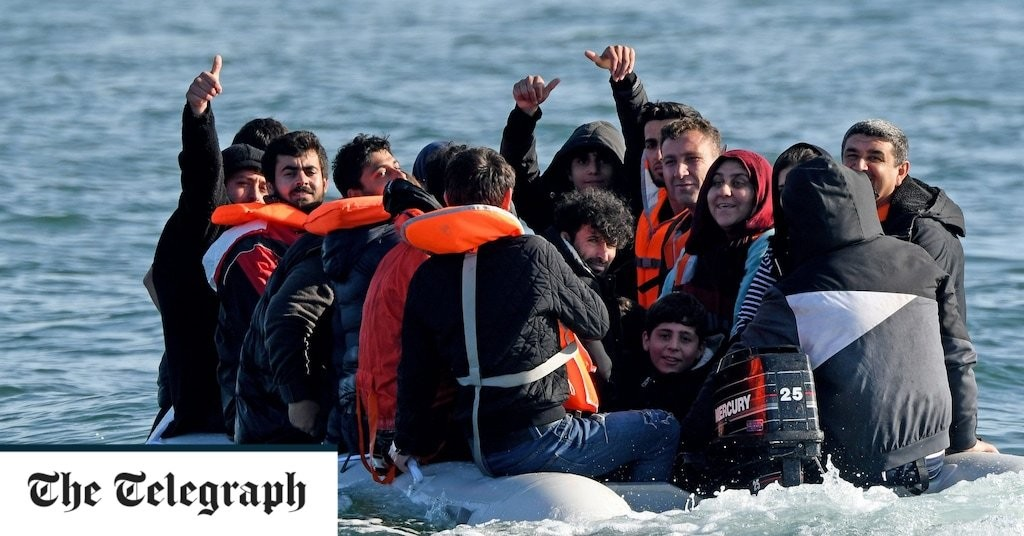 We intend to return as many illegal migrants who have arrived as possible