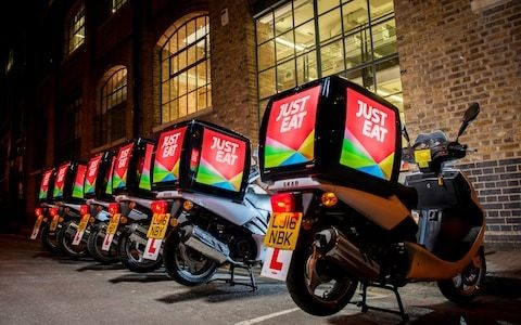 Just Eat hopes to profit from Britain's broadening appetite