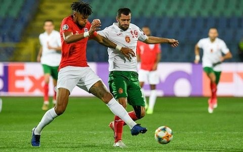 England debutant Tyrone Mings stood tall with both performance and attitude on an emotionally-testing night