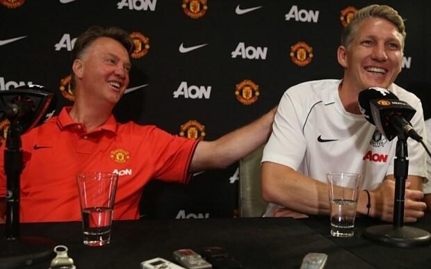 Man Utd news: Louis van Gaal admits he's been 'very disappointed' with Bastian Schweinsteiger