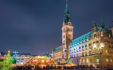 Which city has the best Christmas market in Germany?