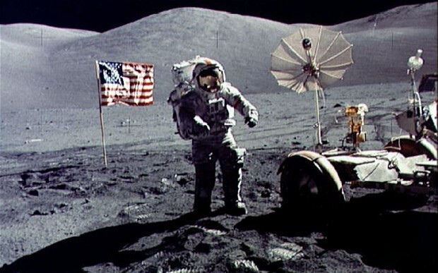 Russia promises manned flight to the Moon