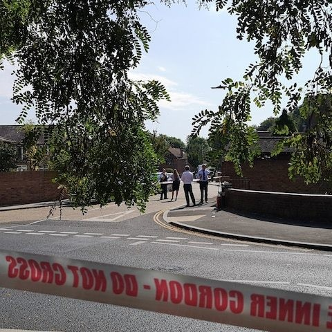 Murder hunt after 15-year-old boy stabbed to death in skate park