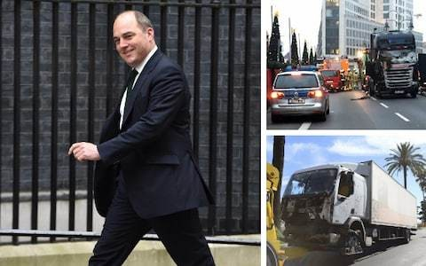 Isil wants to carry out mass chemical attack on Britain, minister warns