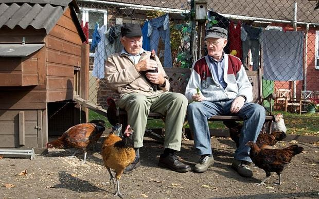 HenPower to the people: keeping hens is good for both body and soul