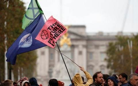 What do Extinction Rebellion want from their protests - and where in London are they taking place?