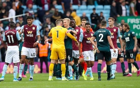 Aston Villa are learning the hard way by struggling to close out games