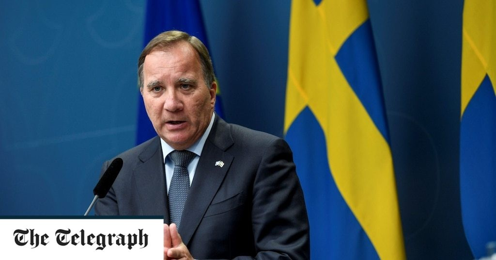 Sweden suffers record plunge despite lighter lockdown