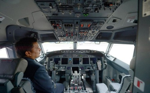 Are pilots too reliant on technology?