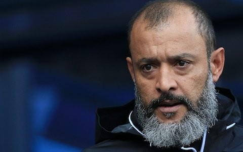 Wolves manager Nuno Espirito Santo unhappy with 'absurd' 45 hour turnaround between festive fixtures