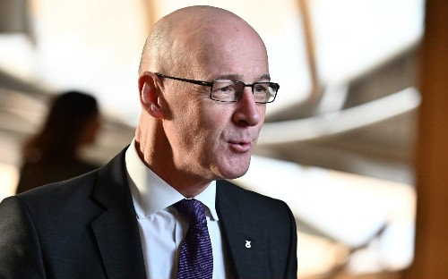 John Swinney pleads for patience after 'sneaking out' analysis of Scottish exam result decline